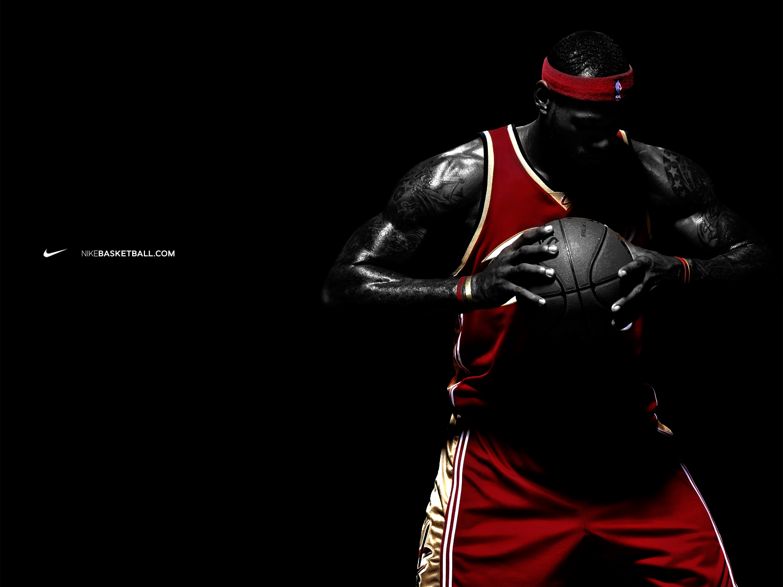 lebron james basket nike